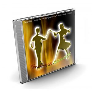 DANCE COCKTAIL RHYTHMS 1. - DANCE MUSIC CD