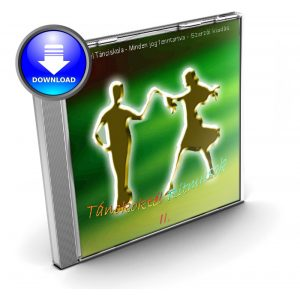 DANCE COCKTAIL RHYTHMS 2. - DOWNLOADABLE DANCE MUSIC CD