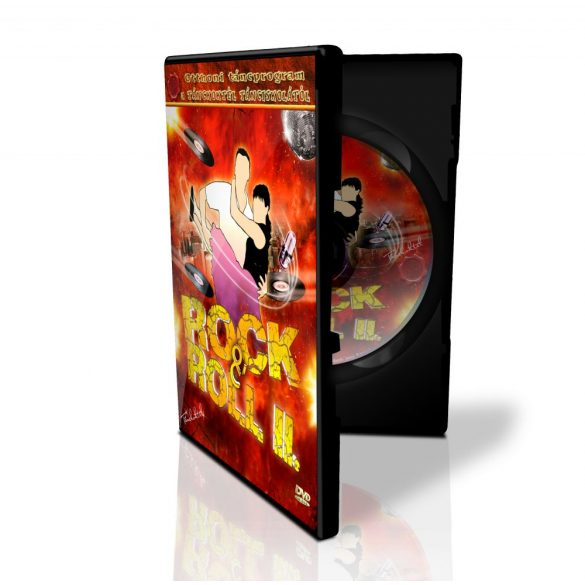 Rock and Roll II. - TÁNCOKTATÓ DVD